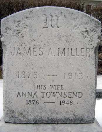 TOWNSEND MILLER, ANNA - Schenectady County, New York | ANNA TOWNSEND MILLER - New York Gravestone Photos