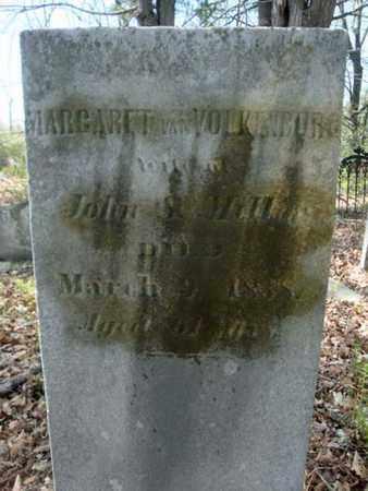 MILLER, MARGARET - Schenectady County, New York   MARGARET MILLER - New York Gravestone Photos