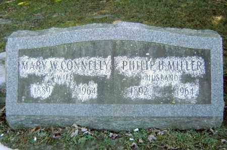 CONNELLY MILLER, MARY W - Schenectady County, New York | MARY W CONNELLY MILLER - New York Gravestone Photos
