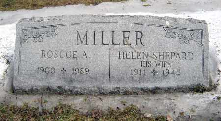MILLER, HELEN - Schenectady County, New York | HELEN MILLER - New York Gravestone Photos