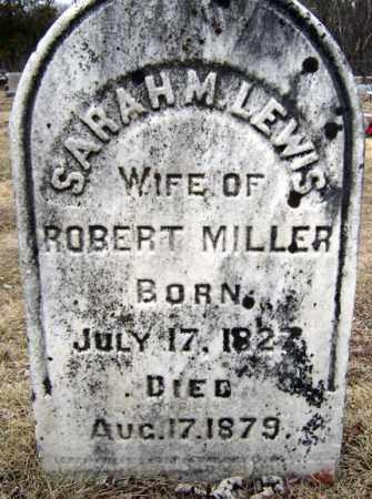 MILLER, SARAH M - Schenectady County, New York | SARAH M MILLER - New York Gravestone Photos