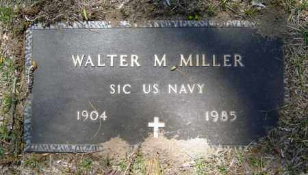MILLER, WALTER M - Schenectady County, New York | WALTER M MILLER - New York Gravestone Photos