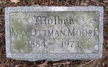 OTTMAN MOORE, MAY - Schenectady County, New York | MAY OTTMAN MOORE - New York Gravestone Photos