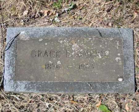 MYERS, GARCE L - Schenectady County, New York | GARCE L MYERS - New York Gravestone Photos