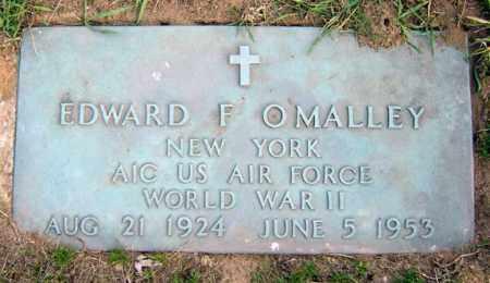 O'MALLEY (WWII), EDWARD F - Schenectady County, New York | EDWARD F O'MALLEY (WWII) - New York Gravestone Photos