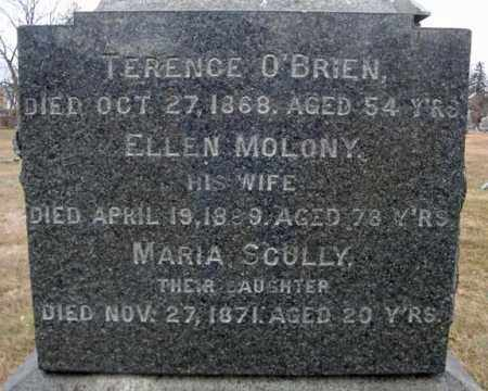 O'BRIEN, ELLEN - Schenectady County, New York | ELLEN O'BRIEN - New York Gravestone Photos