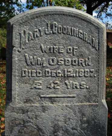 COOKINGHAM, MARY - Schenectady County, New York | MARY COOKINGHAM - New York Gravestone Photos