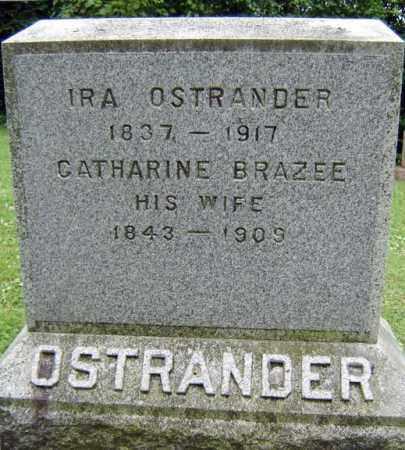 OSTRANDER, IRA - Schenectady County, New York | IRA OSTRANDER - New York Gravestone Photos