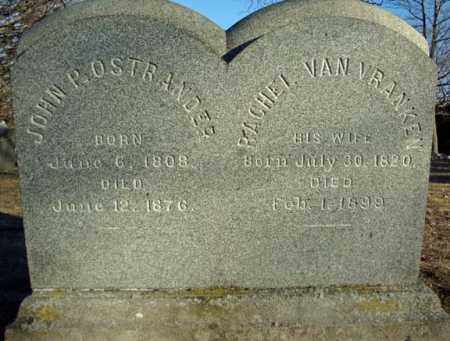VAN VRANKEN, RACHEL - Schenectady County, New York | RACHEL VAN VRANKEN - New York Gravestone Photos