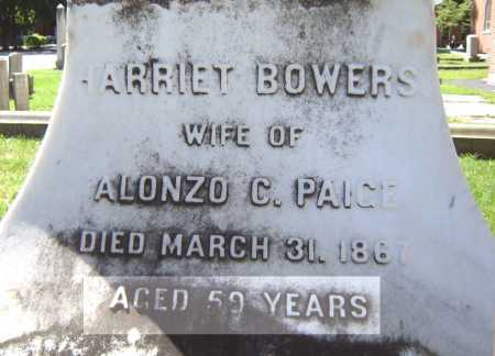 BOWERS PAIGE, HARRIET - Schenectady County, New York | HARRIET BOWERS PAIGE - New York Gravestone Photos