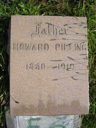 PILLING, HOWARD - Schenectady County, New York | HOWARD PILLING - New York Gravestone Photos