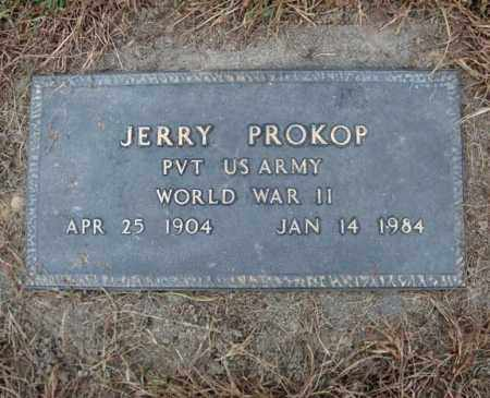 PROKOP (WWII), JERRY - Schenectady County, New York | JERRY PROKOP (WWII) - New York Gravestone Photos