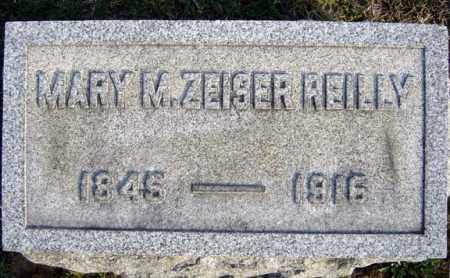 REILLY, MARY M - Schenectady County, New York | MARY M REILLY - New York Gravestone Photos