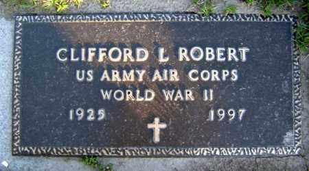 ROBERT (WWII), CLIFFORD L - Schenectady County, New York | CLIFFORD L ROBERT (WWII) - New York Gravestone Photos