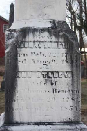 STALEY, ANN - Schenectady County, New York   ANN STALEY - New York Gravestone Photos