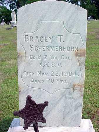SCHERMERHORN, BRACEY T - Schenectady County, New York   BRACEY T SCHERMERHORN - New York Gravestone Photos