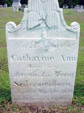 SCHERMERHORN, CATHARINE ANN - Schenectady County, New York | CATHARINE ANN SCHERMERHORN - New York Gravestone Photos