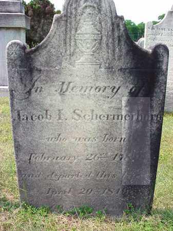 SCHERMERHORN, JACOB I - Schenectady County, New York | JACOB I SCHERMERHORN - New York Gravestone Photos
