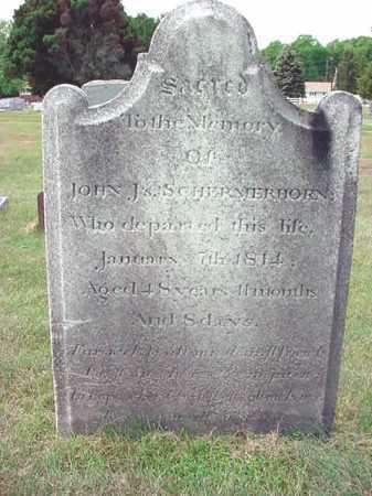 SCHERMERHORN, JOHN J - Schenectady County, New York | JOHN J SCHERMERHORN - New York Gravestone Photos