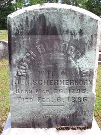 SCHERMERHORN, RUTH - Schenectady County, New York | RUTH SCHERMERHORN - New York Gravestone Photos