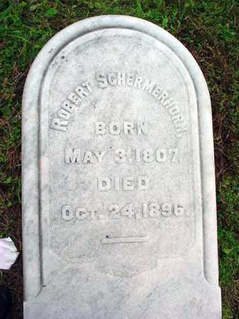 SCHERMERHORN, ROBERT - Schenectady County, New York | ROBERT SCHERMERHORN - New York Gravestone Photos