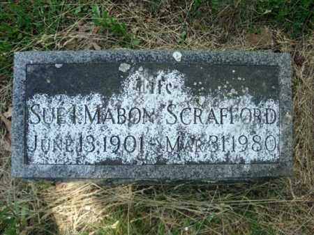 MABON SCRAFFORD, SUE I - Schenectady County, New York | SUE I MABON SCRAFFORD - New York Gravestone Photos