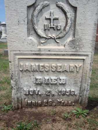 SEARY, JAMES - Schenectady County, New York   JAMES SEARY - New York Gravestone Photos