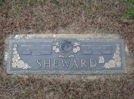 SHEWARD, ESTHER J - Schenectady County, New York | ESTHER J SHEWARD - New York Gravestone Photos