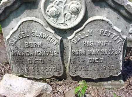 PETTIT, SALLY - Schenectady County, New York | SALLY PETTIT - New York Gravestone Photos