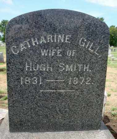 GILL SMITH, CATHARINE - Schenectady County, New York | CATHARINE GILL SMITH - New York Gravestone Photos