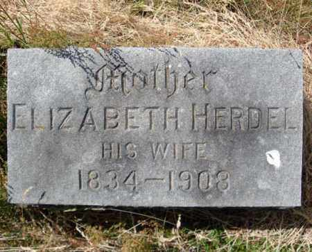 HERDEL SMITH, ELIZABETH - Schenectady County, New York | ELIZABETH HERDEL SMITH - New York Gravestone Photos