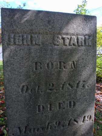 STARK, JOHN - Schenectady County, New York | JOHN STARK - New York Gravestone Photos