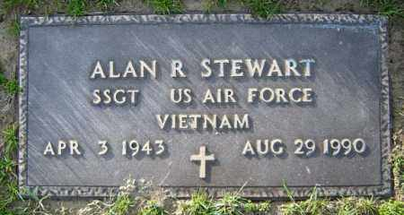STEWART, ALAN R - Schenectady County, New York | ALAN R STEWART - New York Gravestone Photos