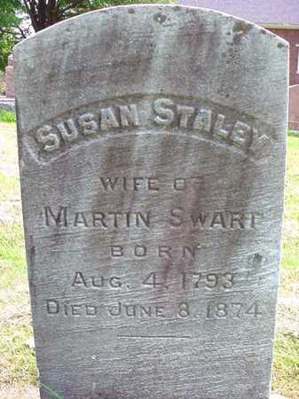 STALEY SWART, SUSAN - Schenectady County, New York | SUSAN STALEY SWART - New York Gravestone Photos