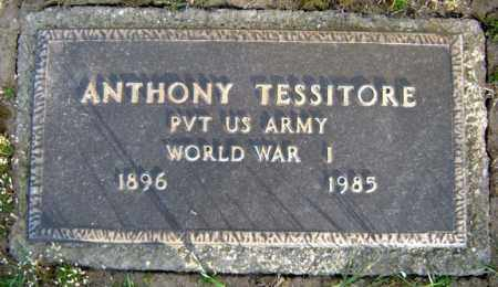 TESSITORE (WWI), ANTHONY - Schenectady County, New York | ANTHONY TESSITORE (WWI) - New York Gravestone Photos