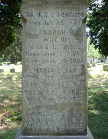 SHARP, MARIA - Schenectady County, New York | MARIA SHARP - New York Gravestone Photos