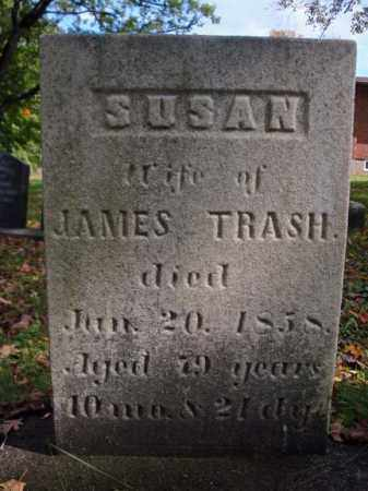 TRASH, SUSAN - Schenectady County, New York | SUSAN TRASH - New York Gravestone Photos