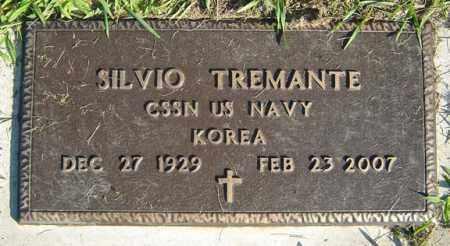 TREMANTE, SILVIO - Schenectady County, New York | SILVIO TREMANTE - New York Gravestone Photos