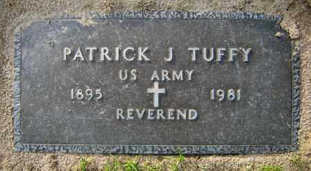 TUFFY (SERV), PATRICK J - Schenectady County, New York | PATRICK J TUFFY (SERV) - New York Gravestone Photos
