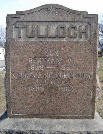 SCHERMERHORN, S EUGENIA - Schenectady County, New York | S EUGENIA SCHERMERHORN - New York Gravestone Photos