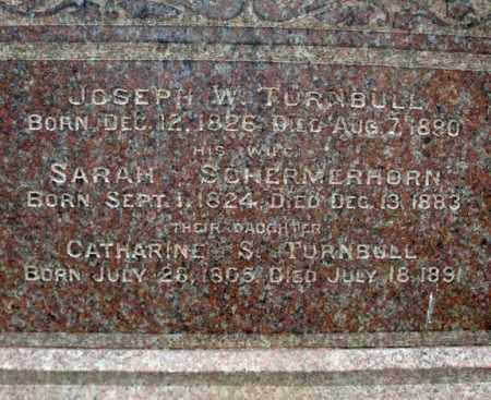 SCHERMERHORN, SARAH - Schenectady County, New York | SARAH SCHERMERHORN - New York Gravestone Photos