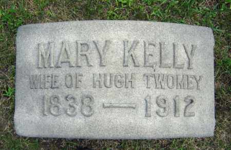 KELLY, MARY - Schenectady County, New York | MARY KELLY - New York Gravestone Photos