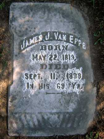 VAN EPPS, JAMES J - Schenectady County, New York   JAMES J VAN EPPS - New York Gravestone Photos