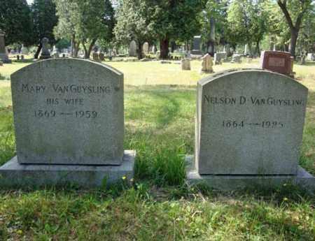 VAN GUYSLING, MARY - Schenectady County, New York | MARY VAN GUYSLING - New York Gravestone Photos
