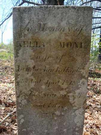 MOAK, NELLY - Schenectady County, New York | NELLY MOAK - New York Gravestone Photos