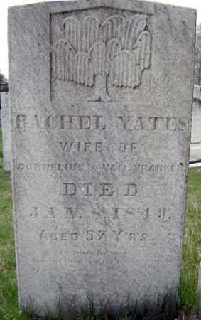 VAN VRANKEN, RACHEL - Schenectady County, New York   RACHEL VAN VRANKEN - New York Gravestone Photos