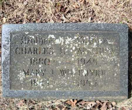 WHITMYRE VAUCHEN, MARY L - Schenectady County, New York | MARY L WHITMYRE VAUCHEN - New York Gravestone Photos