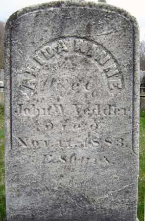 WINNE VEDDER, ALIDA - Schenectady County, New York   ALIDA WINNE VEDDER - New York Gravestone Photos