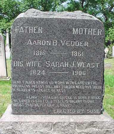WEAST, SARAH J - Schenectady County, New York | SARAH J WEAST - New York Gravestone Photos