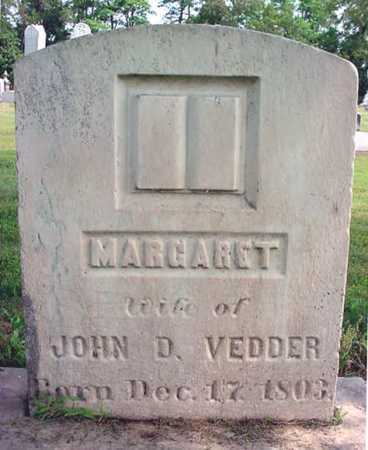 VEDDER, MARGARET - Schenectady County, New York | MARGARET VEDDER - New York Gravestone Photos
